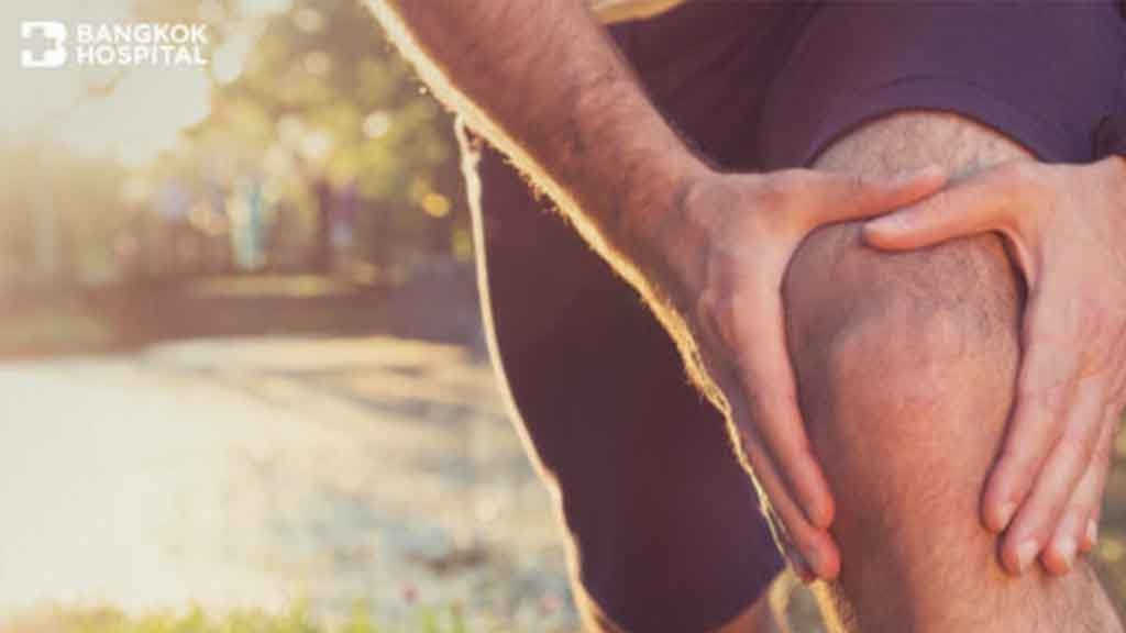 Knee Pain Might Not Only Be The Result Of Knee Arthritis.