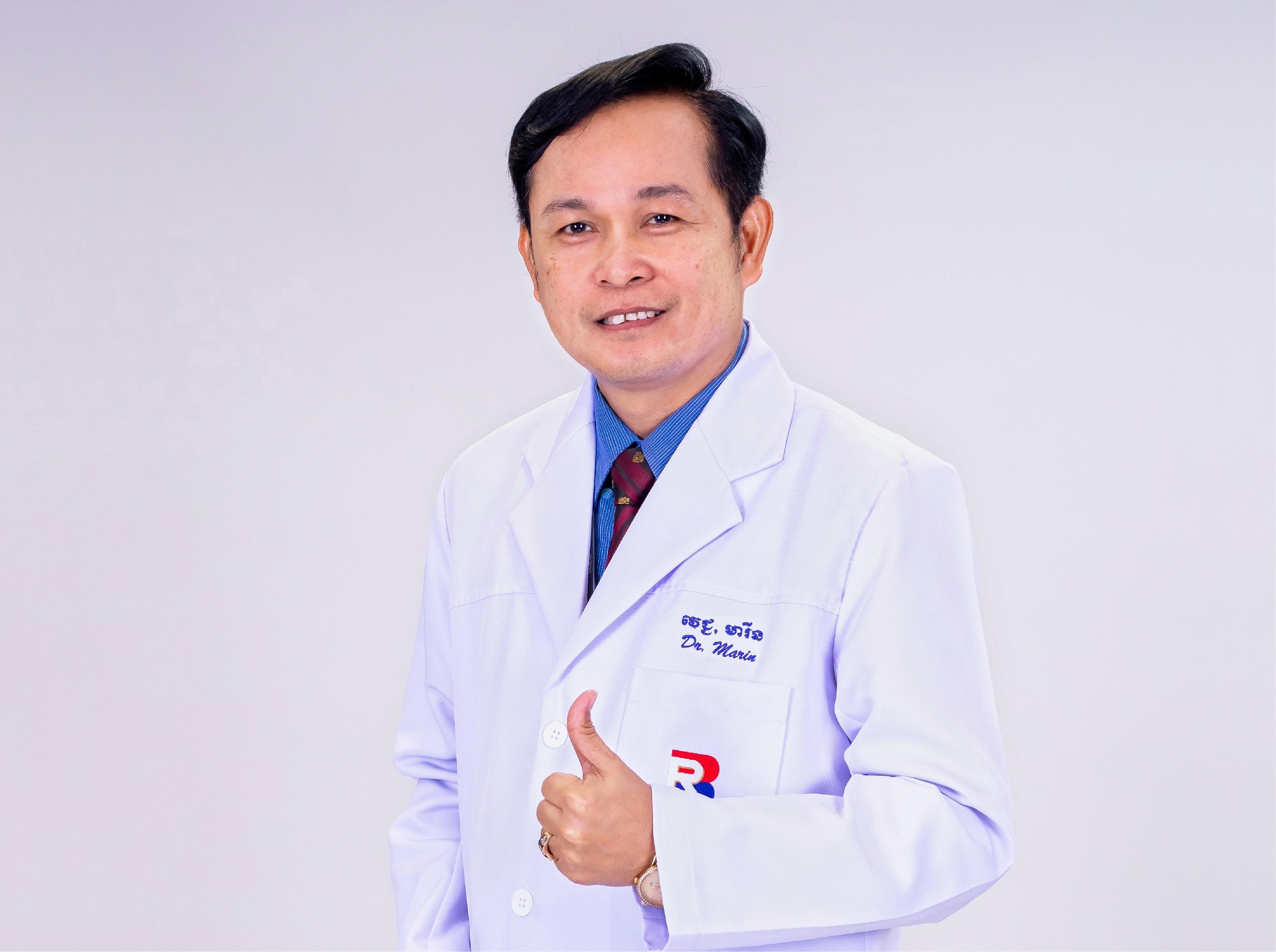 Dr. Diem Marin (KH)
