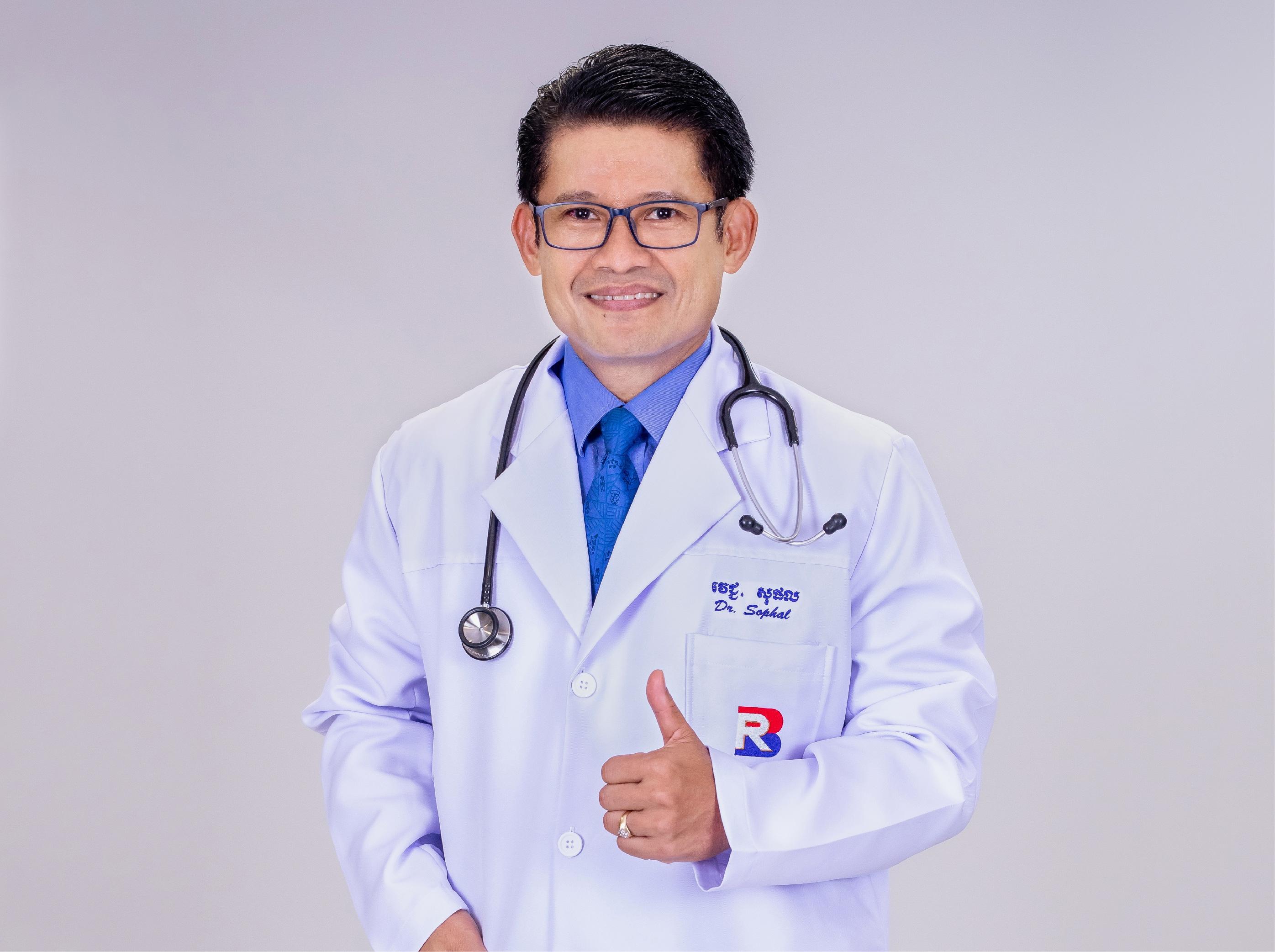 Dr. Naokorn Sophal (KH)