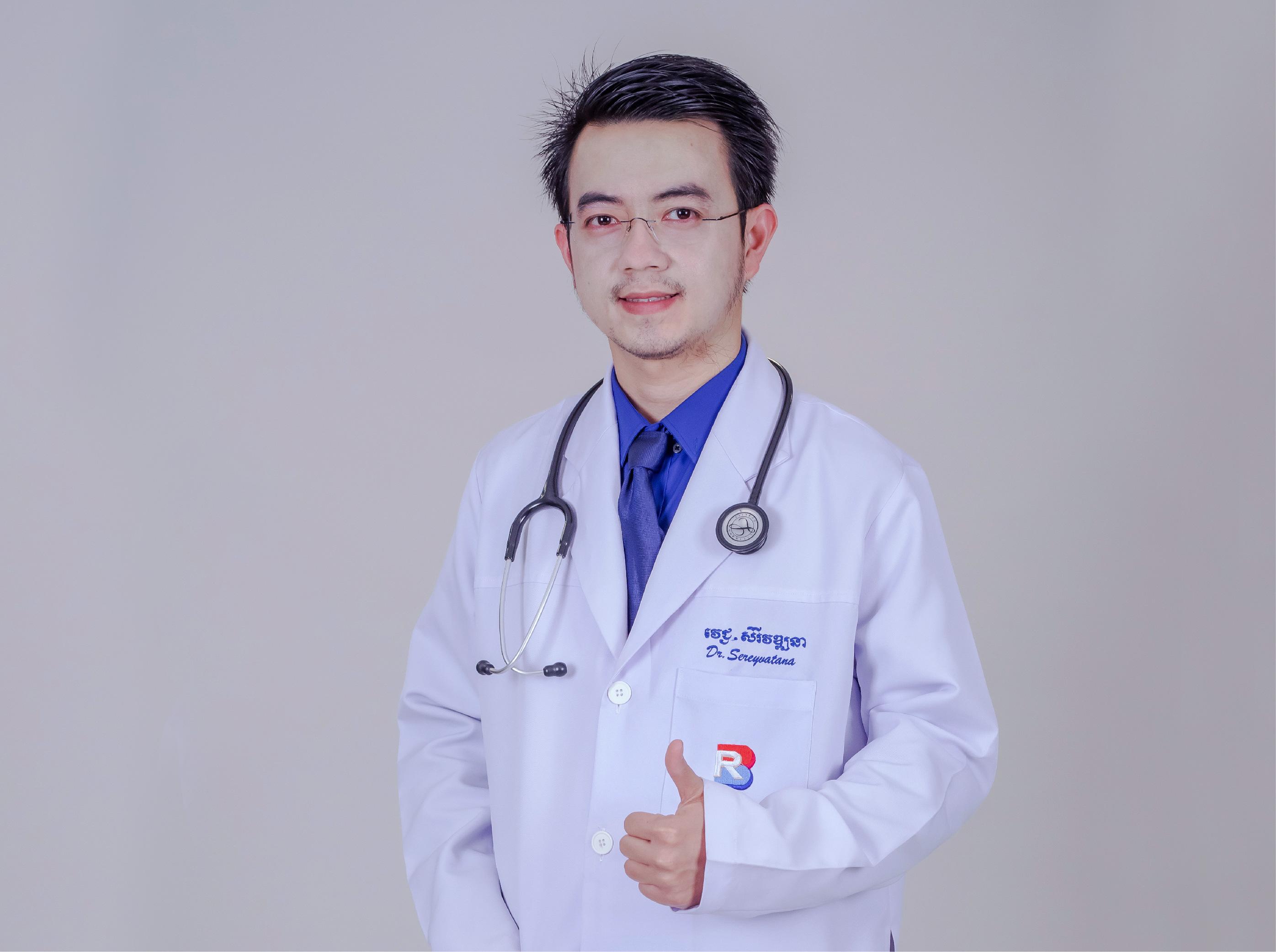 Dr. Ing Sereyvatana (KH)