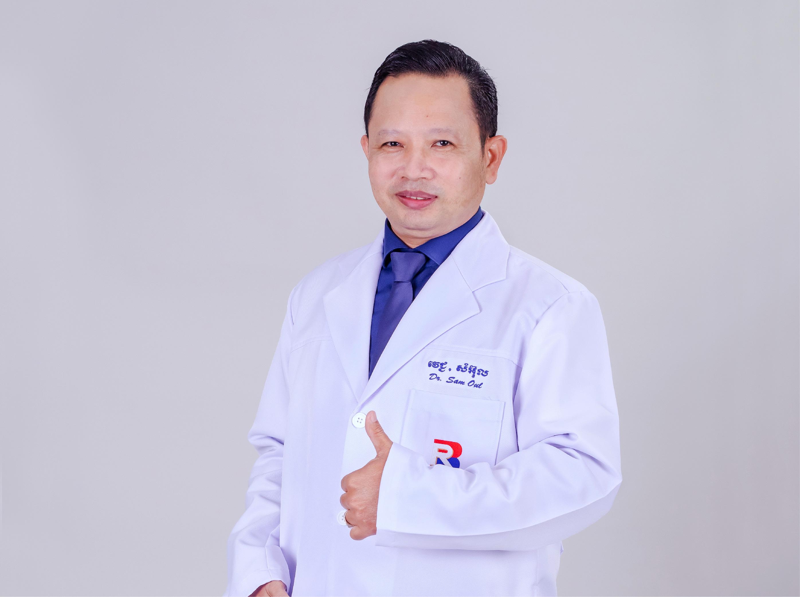 Dr. Men Sam Oul (KH)
