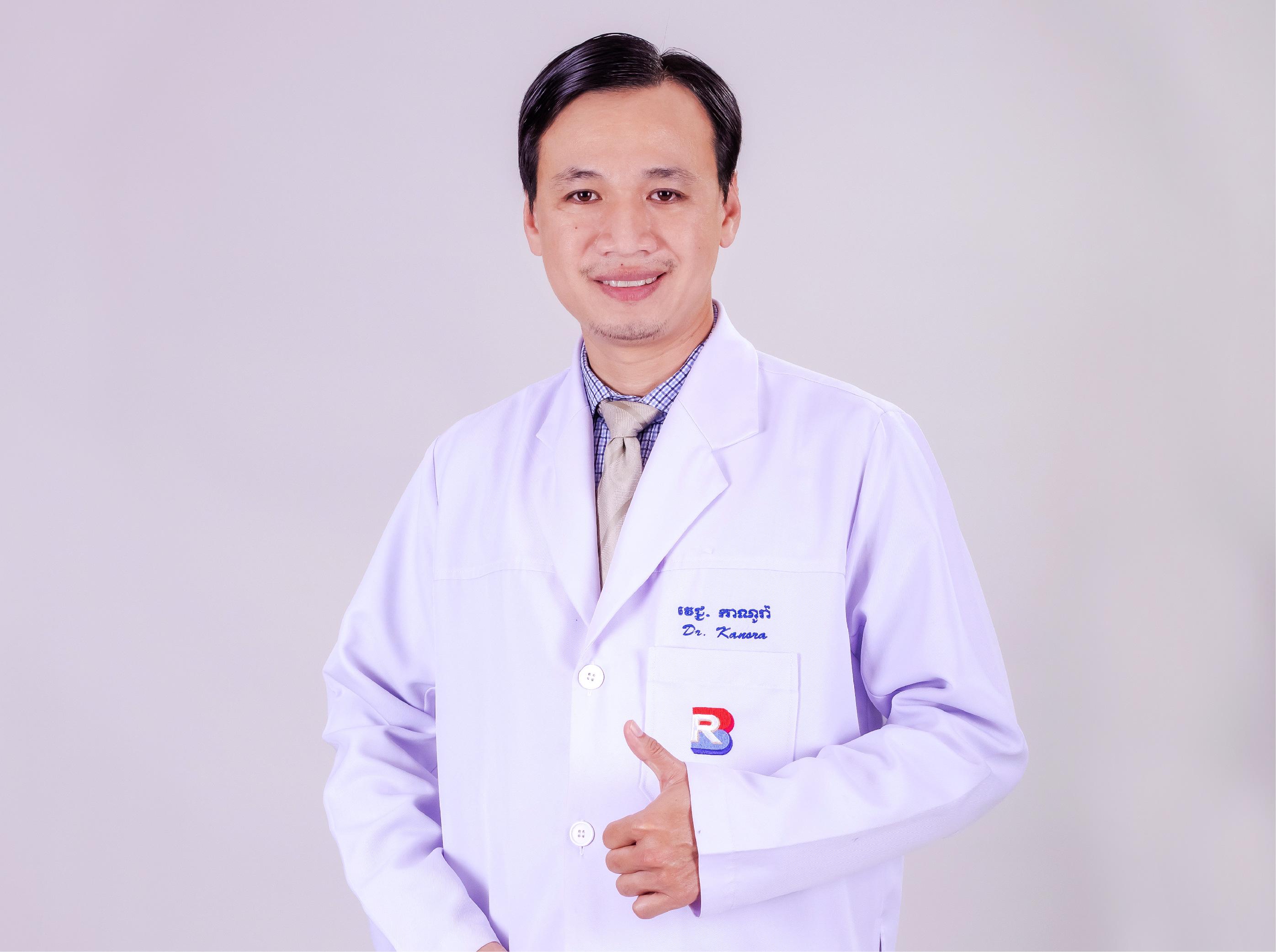 Dr. Ngin Kanora