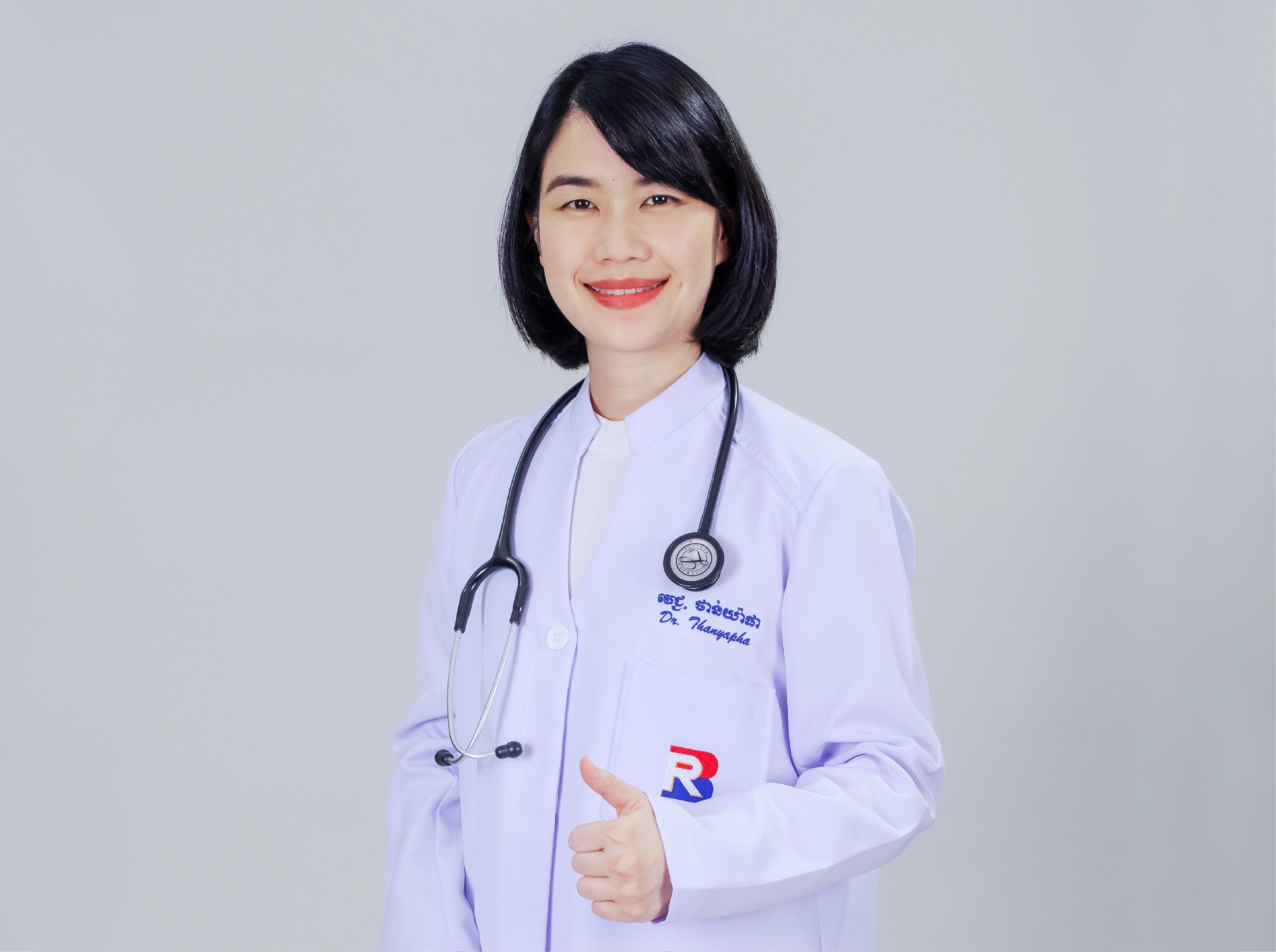 Dr. Thanyapha Srisapuris (TH)