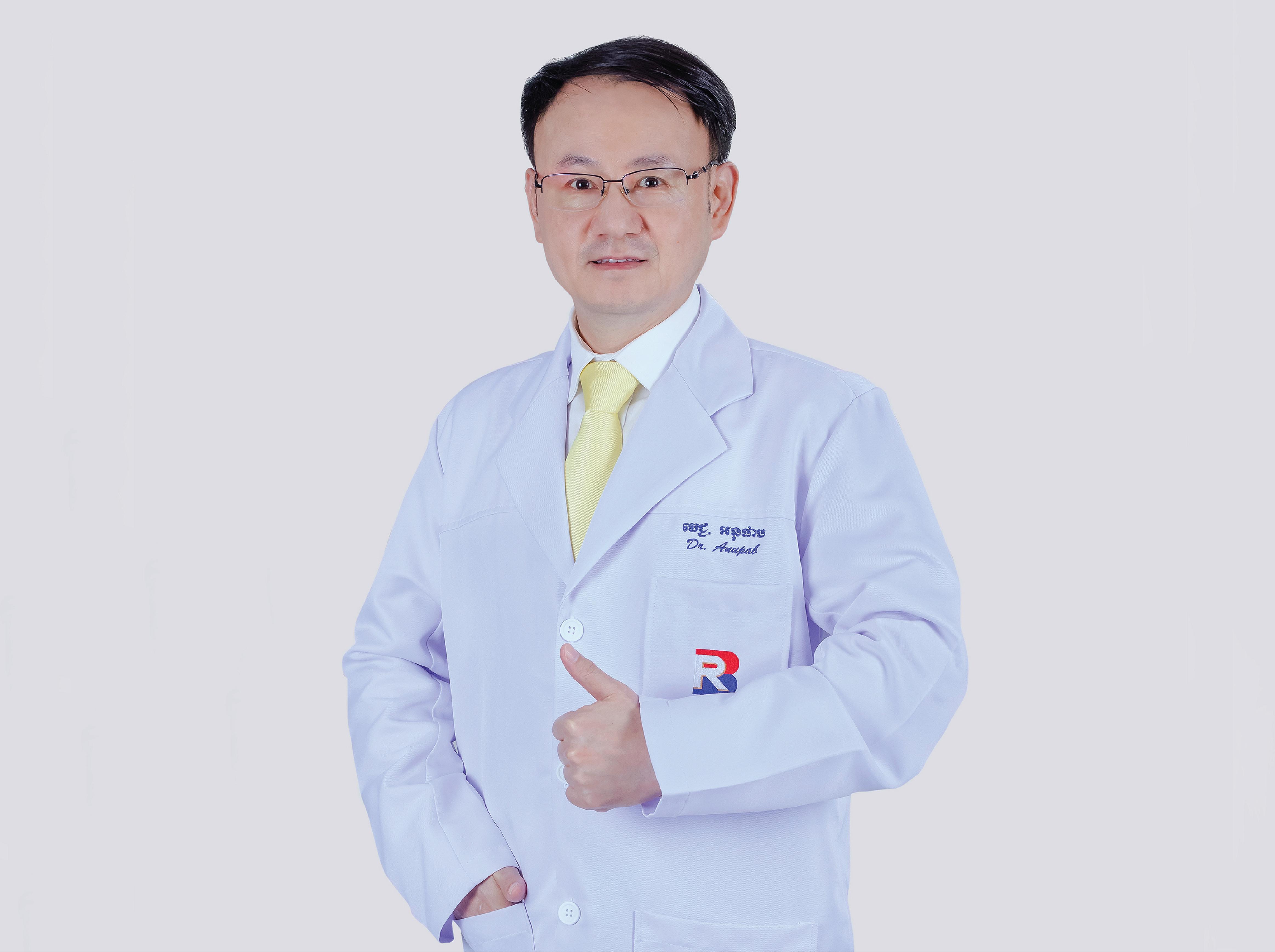 Dr. Anupab Soontornlekha (TH)