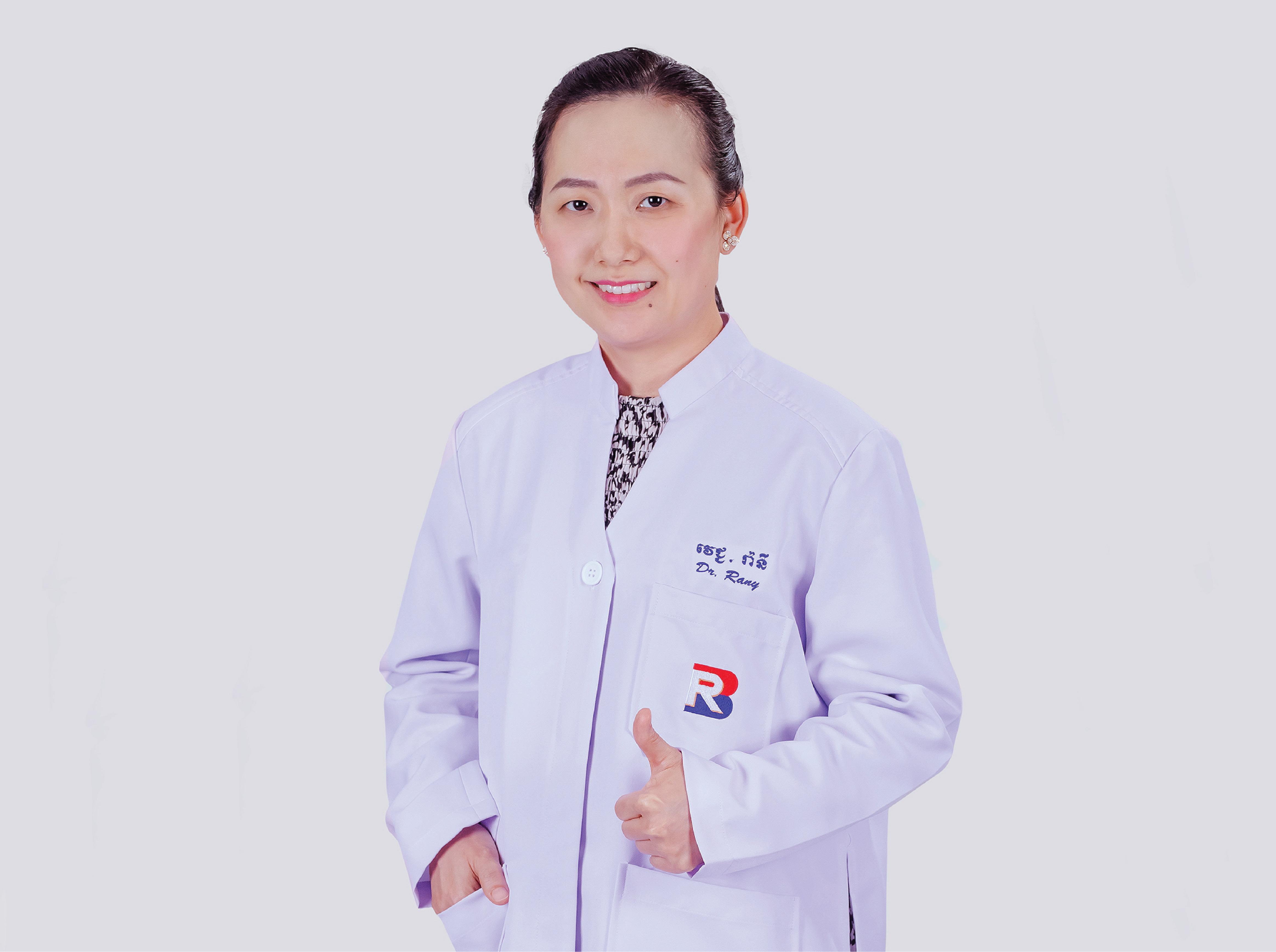 Dr. Heng Rany