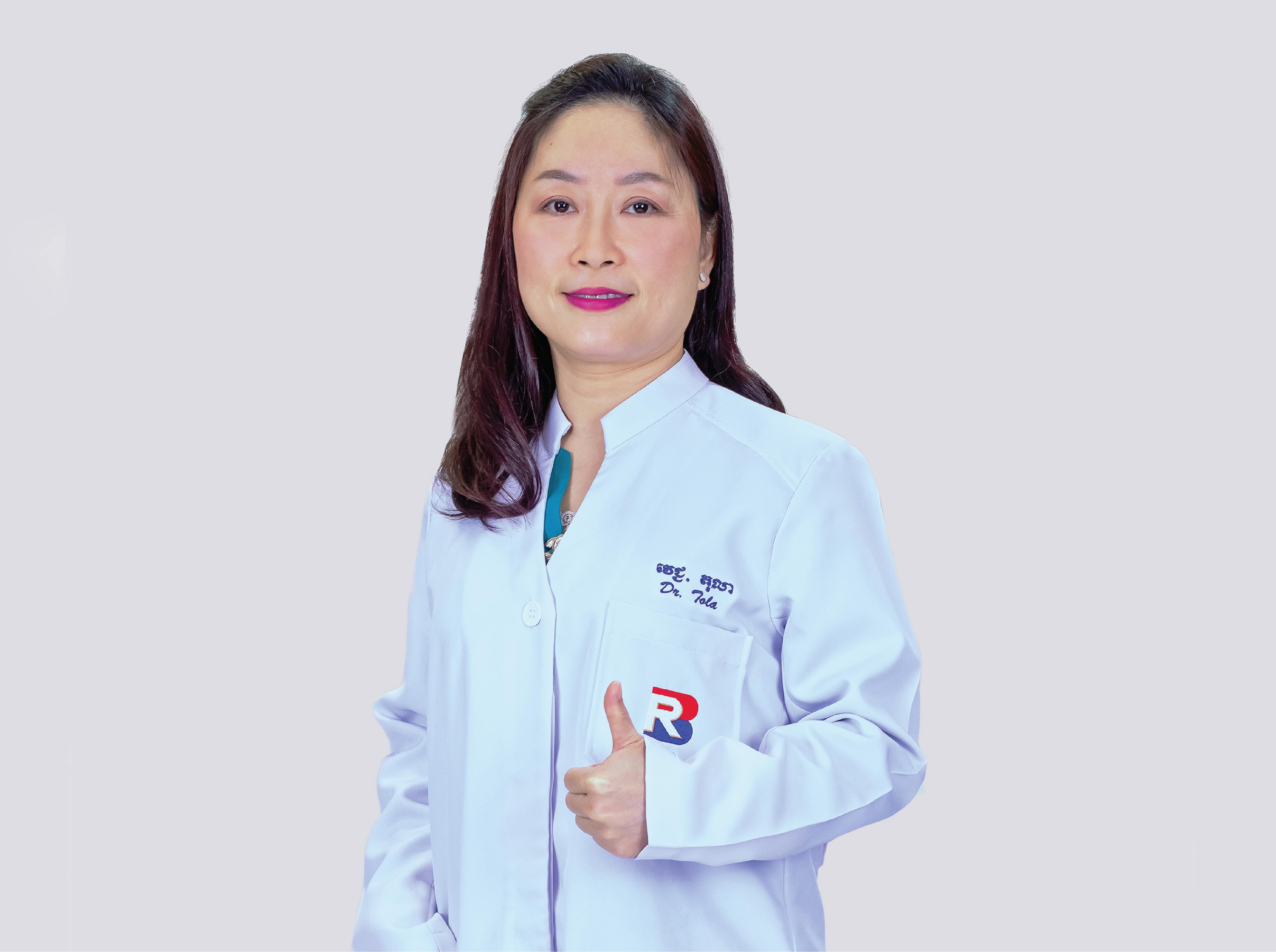 Dr. Hok Tola