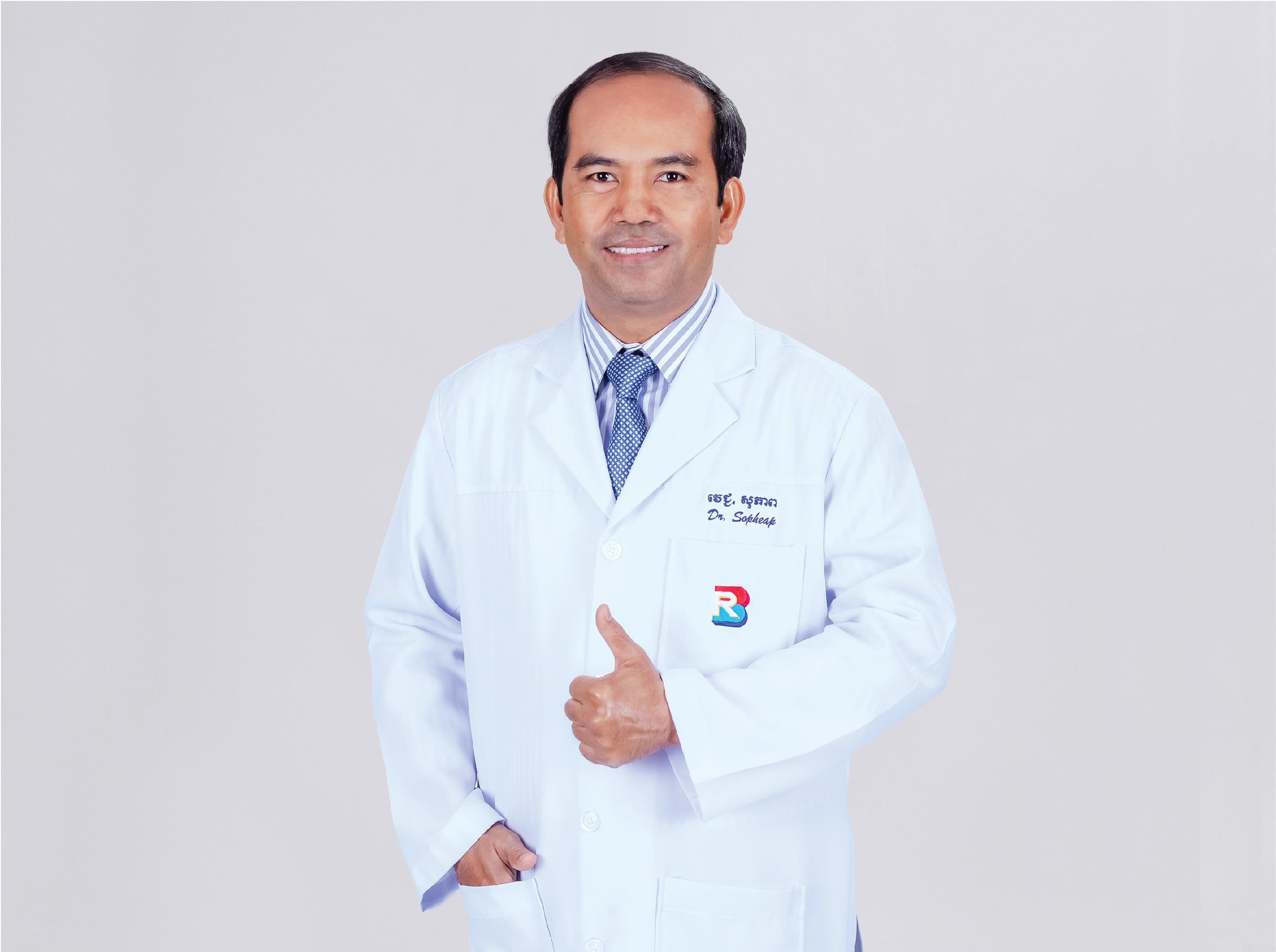 Dr. Bou Sopheap