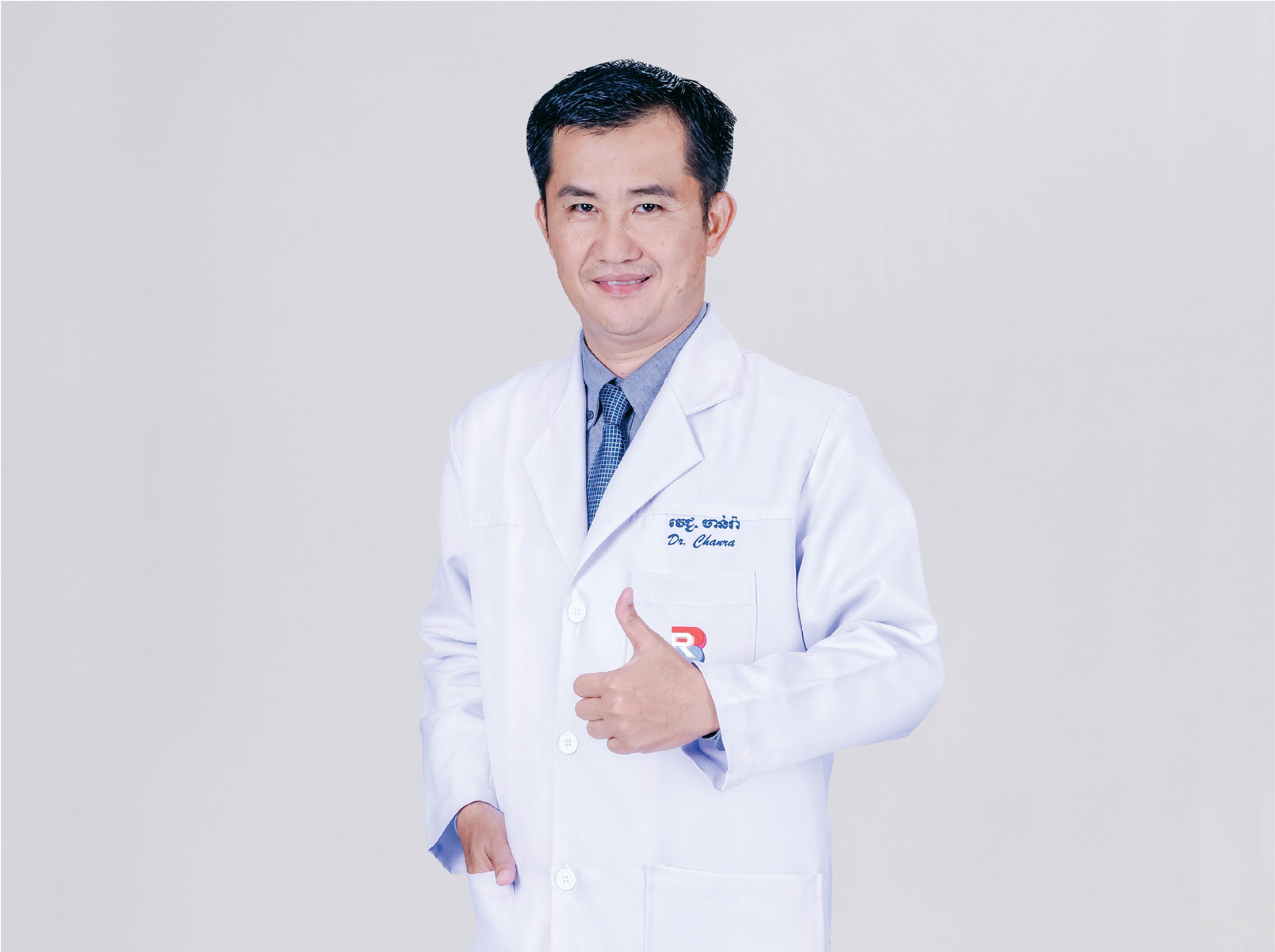 Dr. Chan Ra