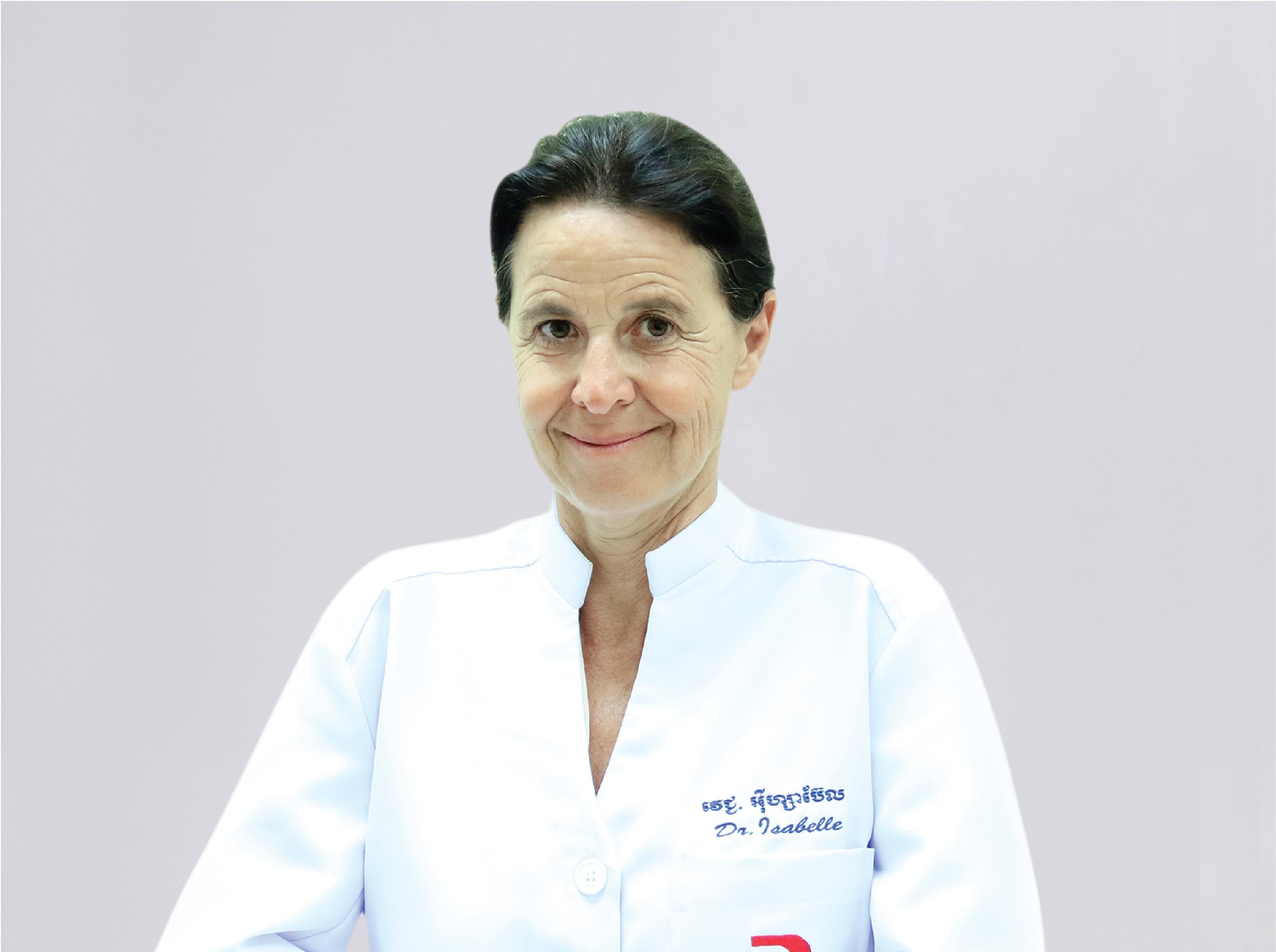 Dr. Isabelle de Gaudemar