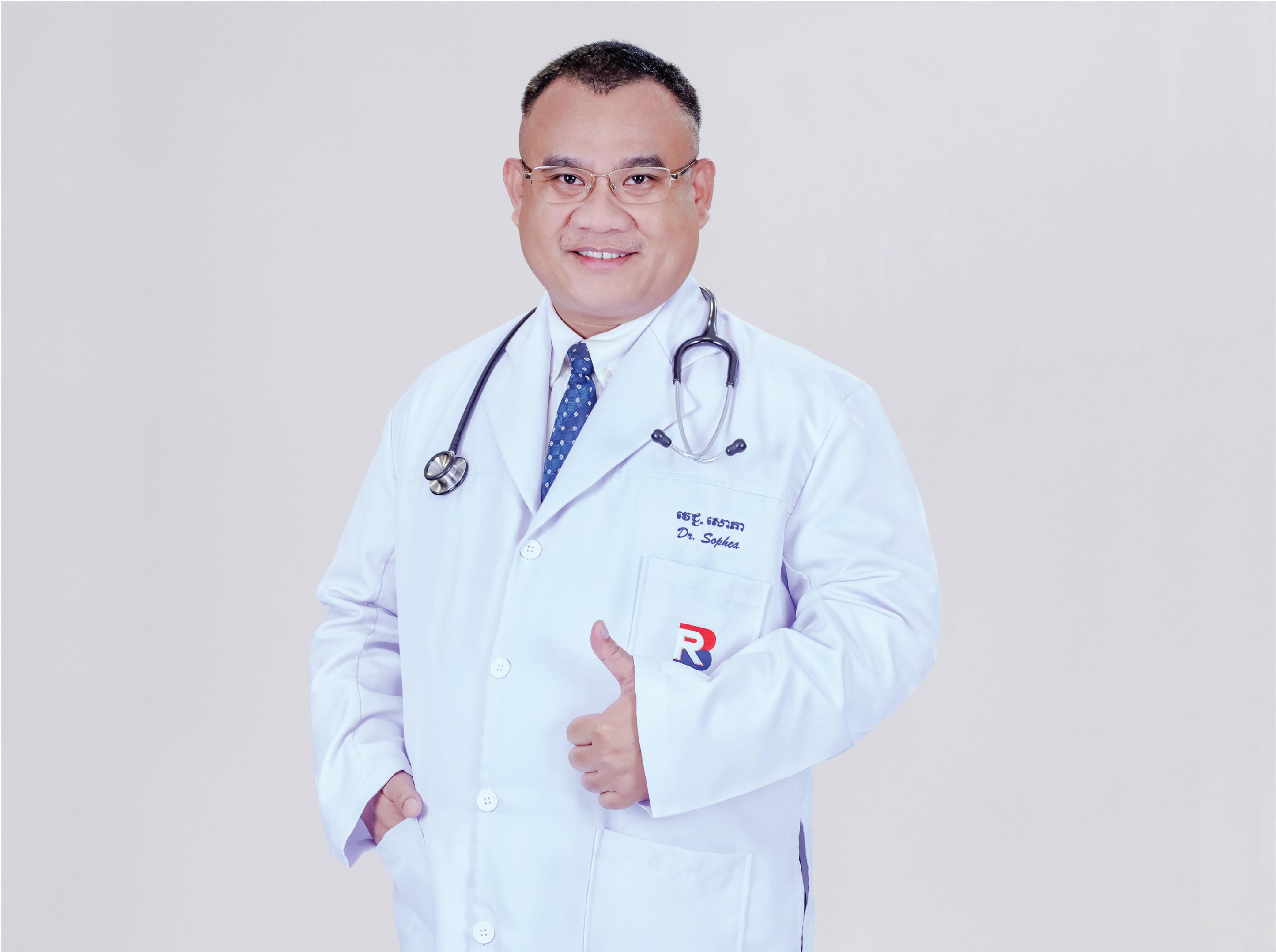 Dr. Khaim Sophea (KH)