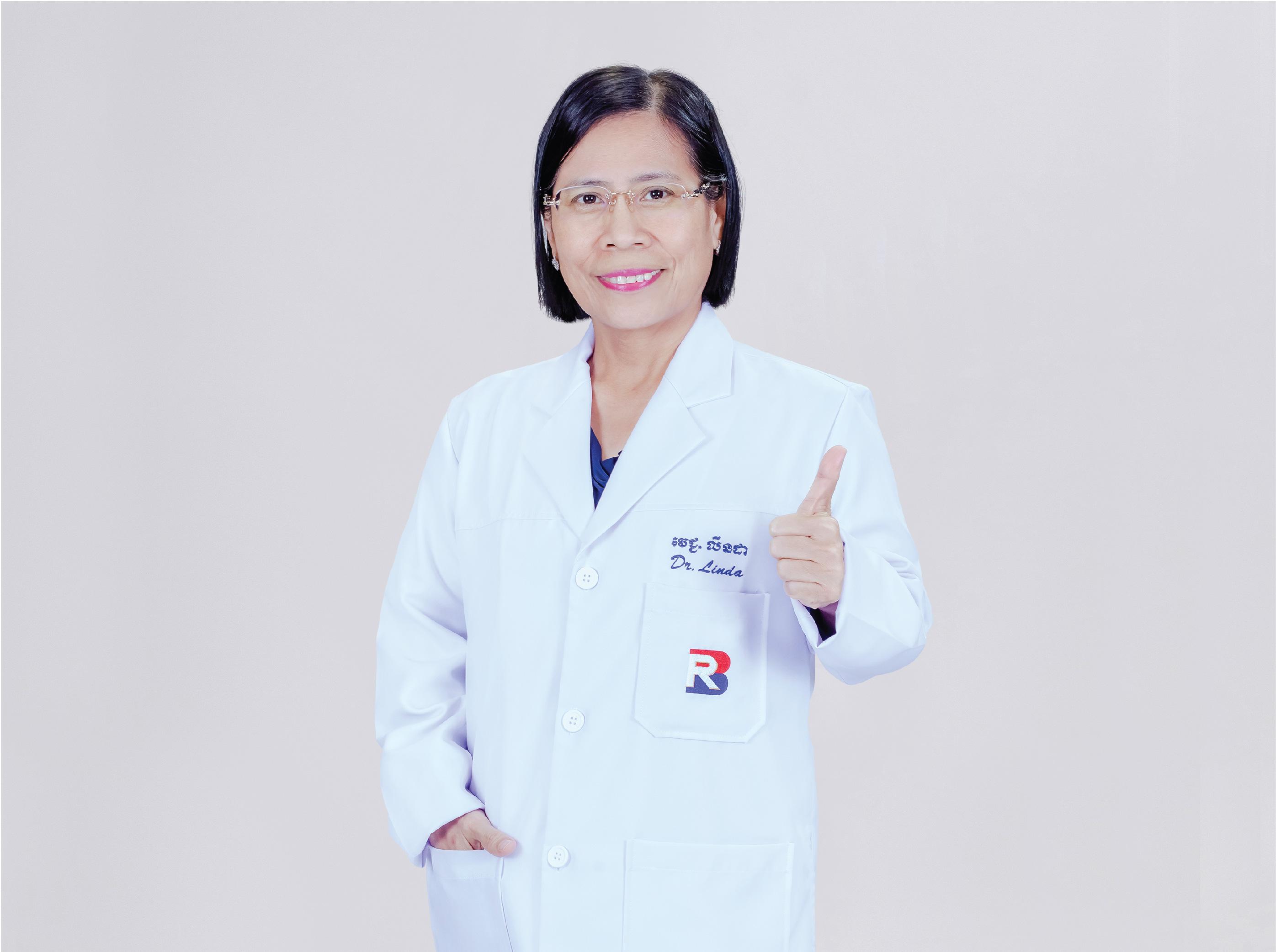 Dr. Linda Ingsrivorakul (TH)