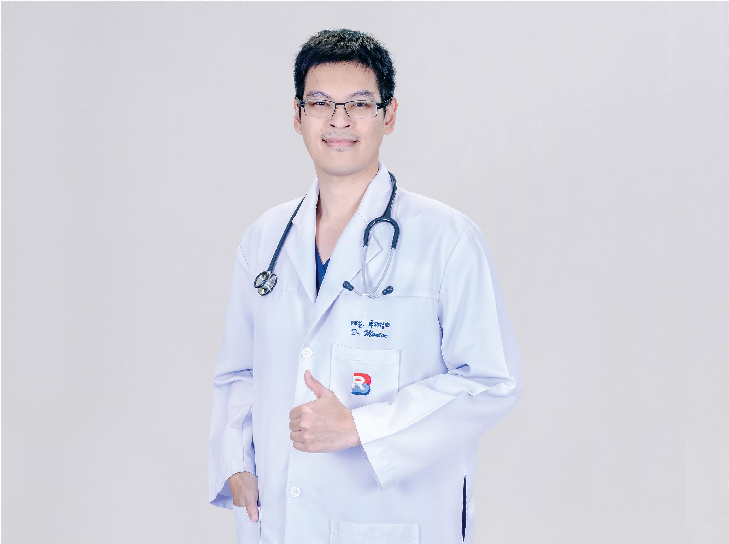 Dr. Monton Pongpanit (TH)