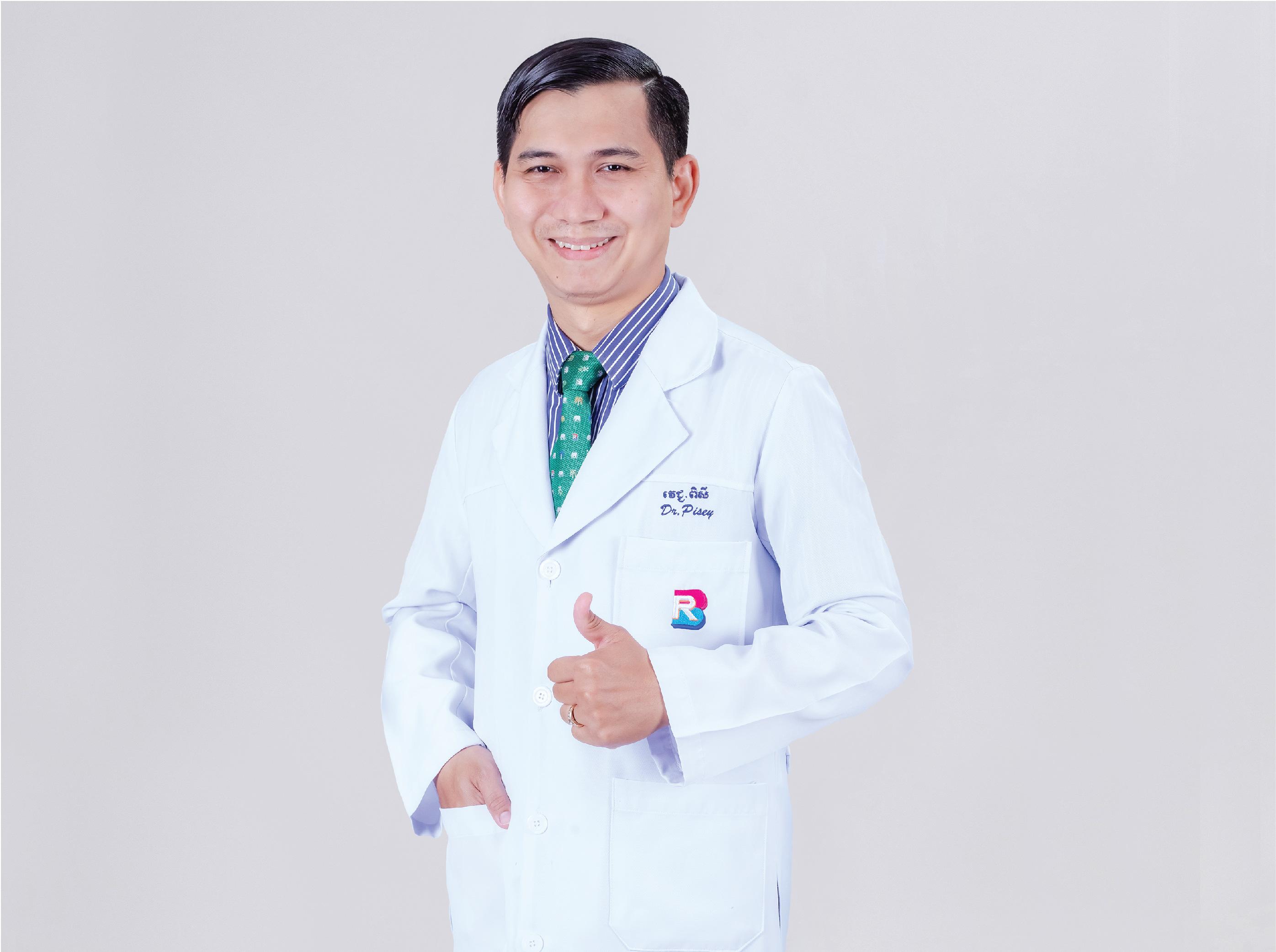 Dr. Noy Pisey (KH)