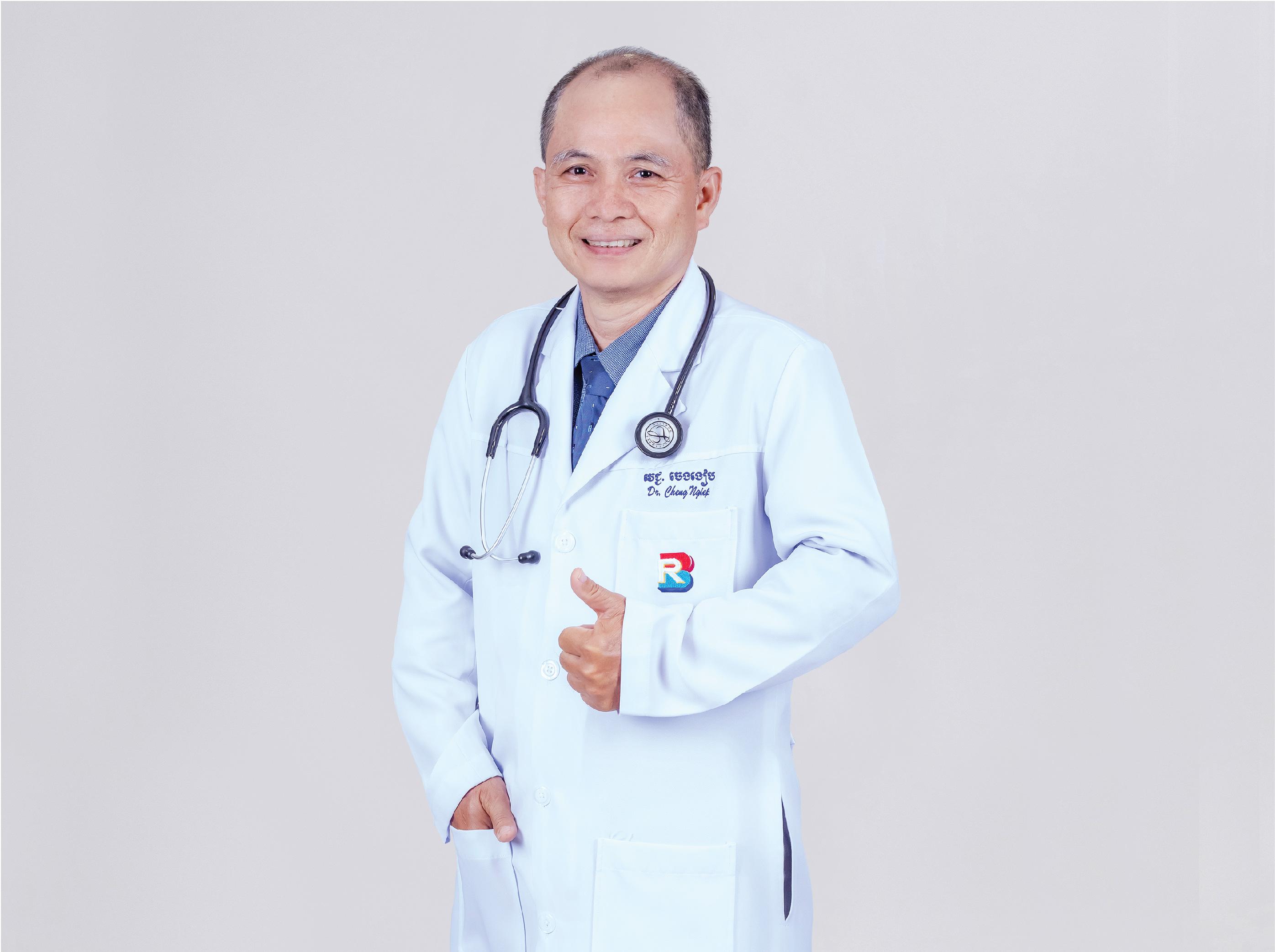 Dr. Ou Cheng Ngiep