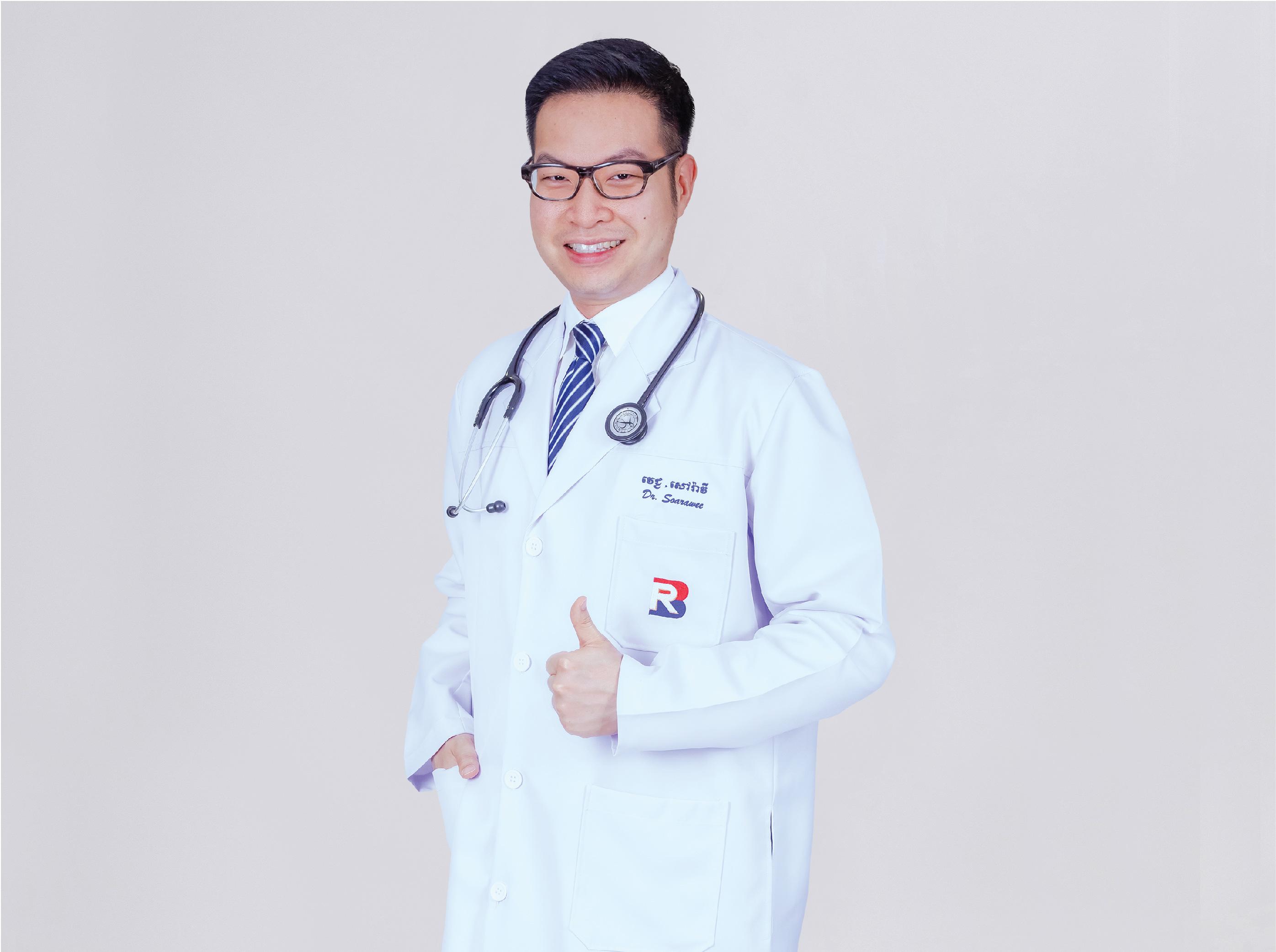 Dr. Soarawee Weerasopone