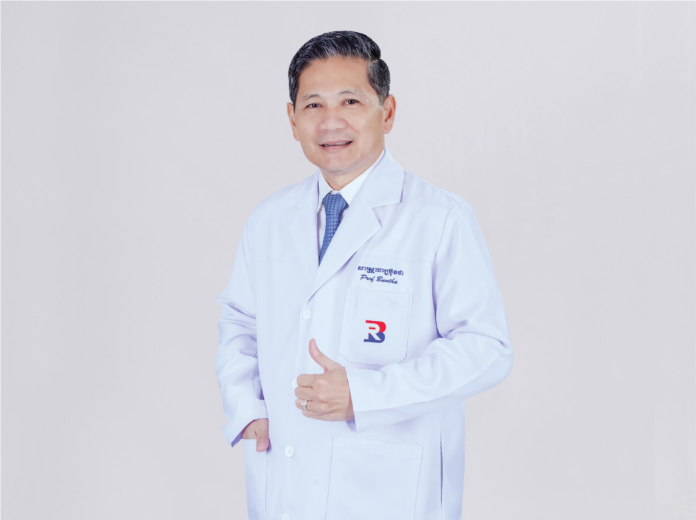 Dr. Sok Buntha