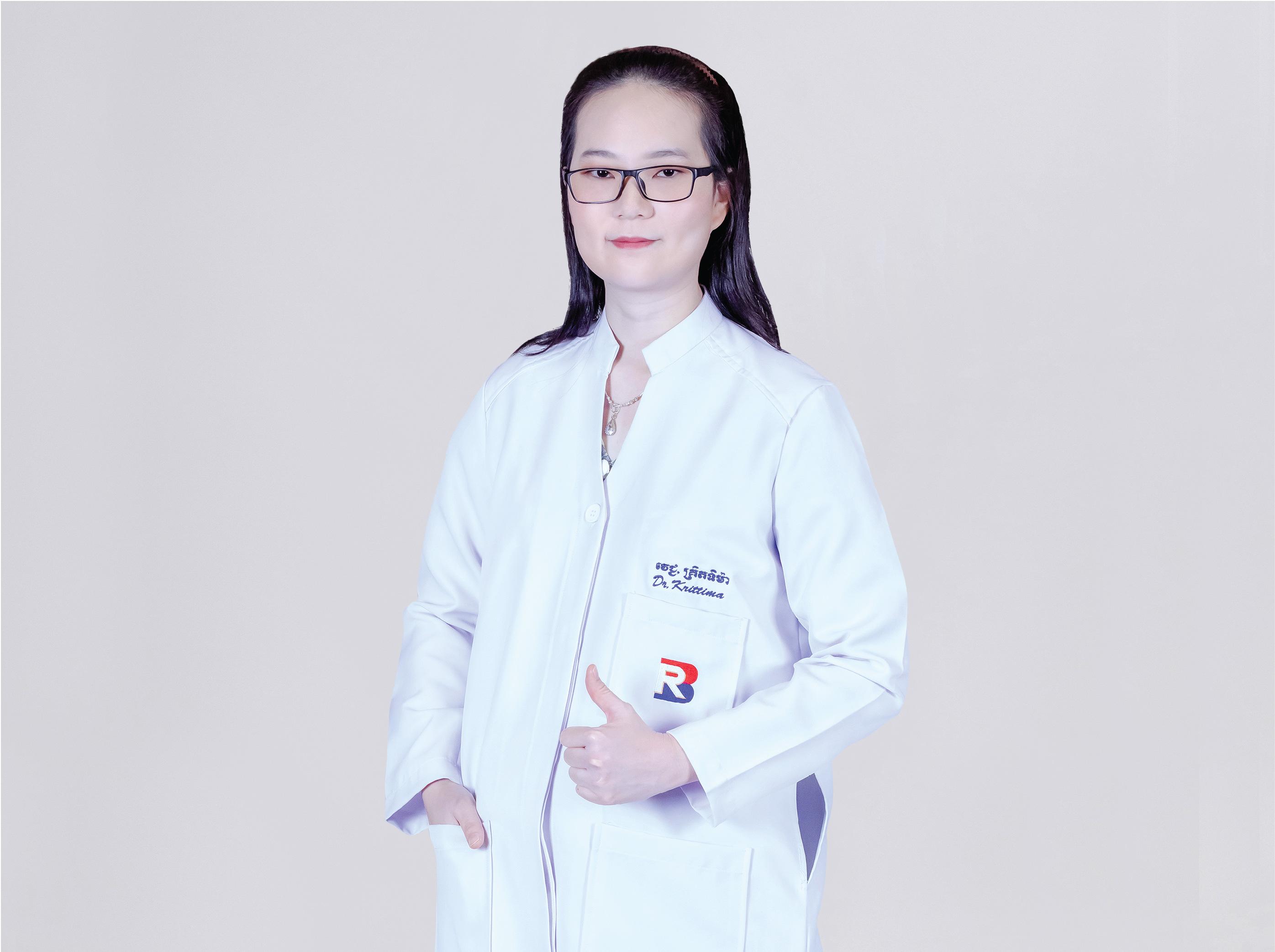 Dr. Krittima Laophannarai