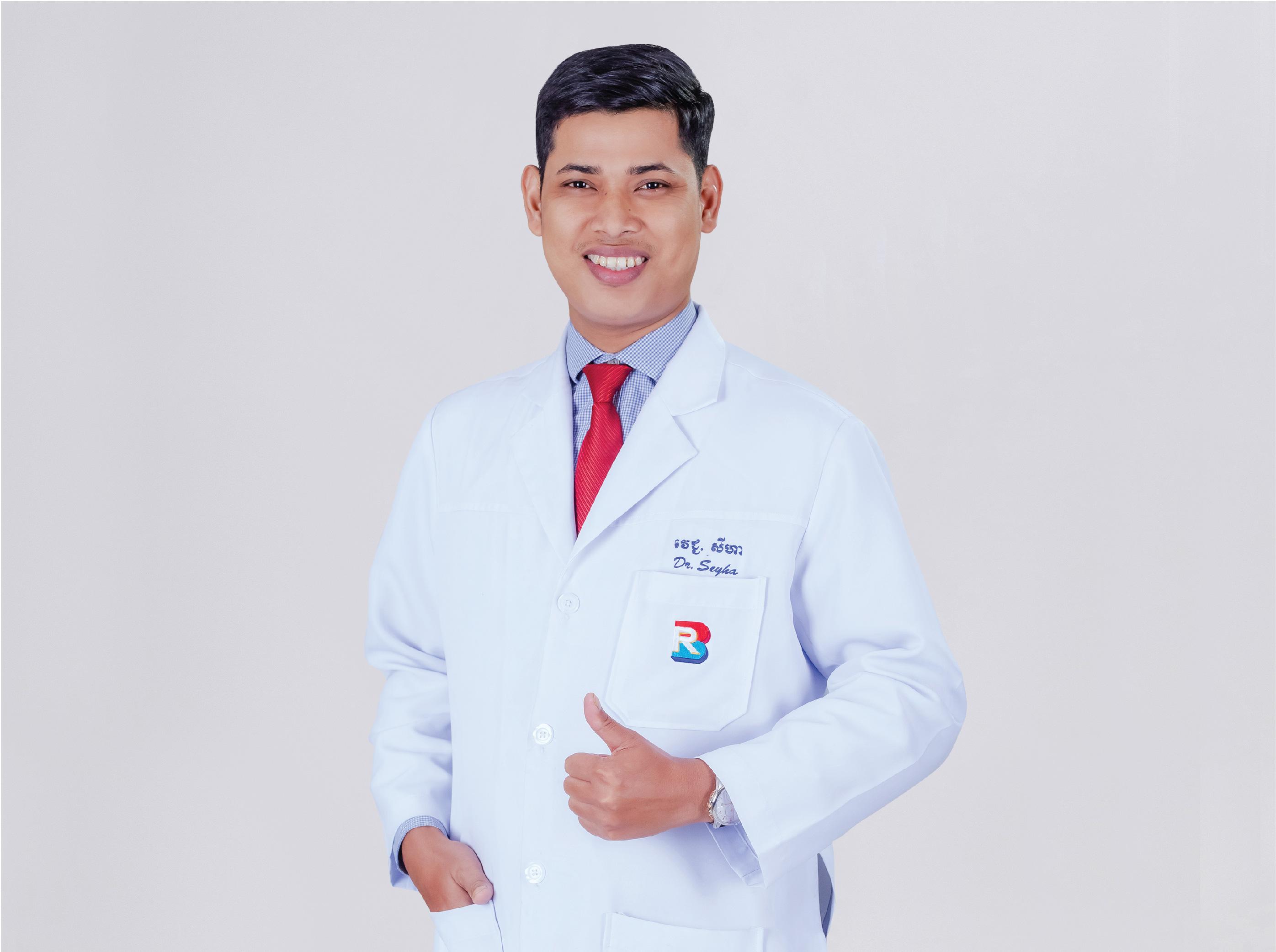 Dr. Mob Seyha