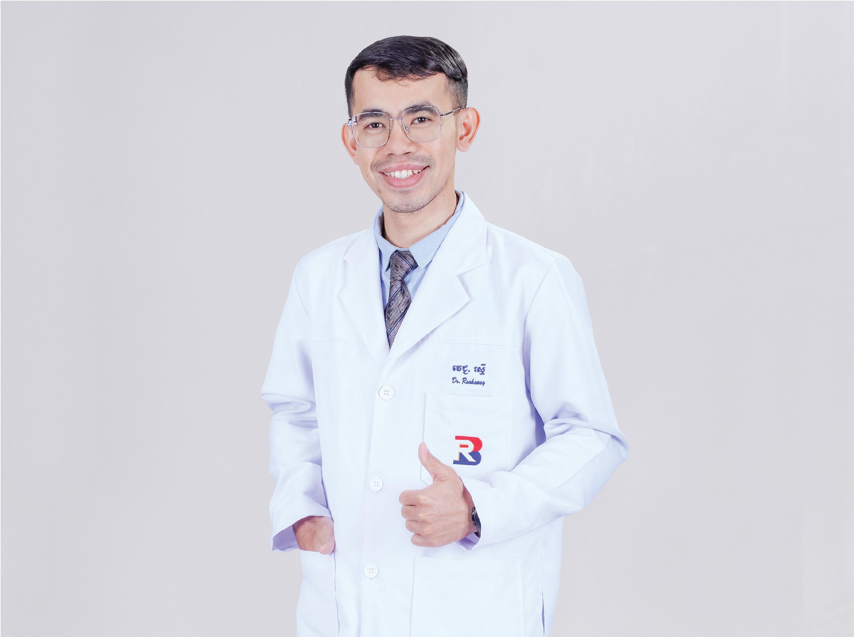 Dr. Ouk Reaksmey