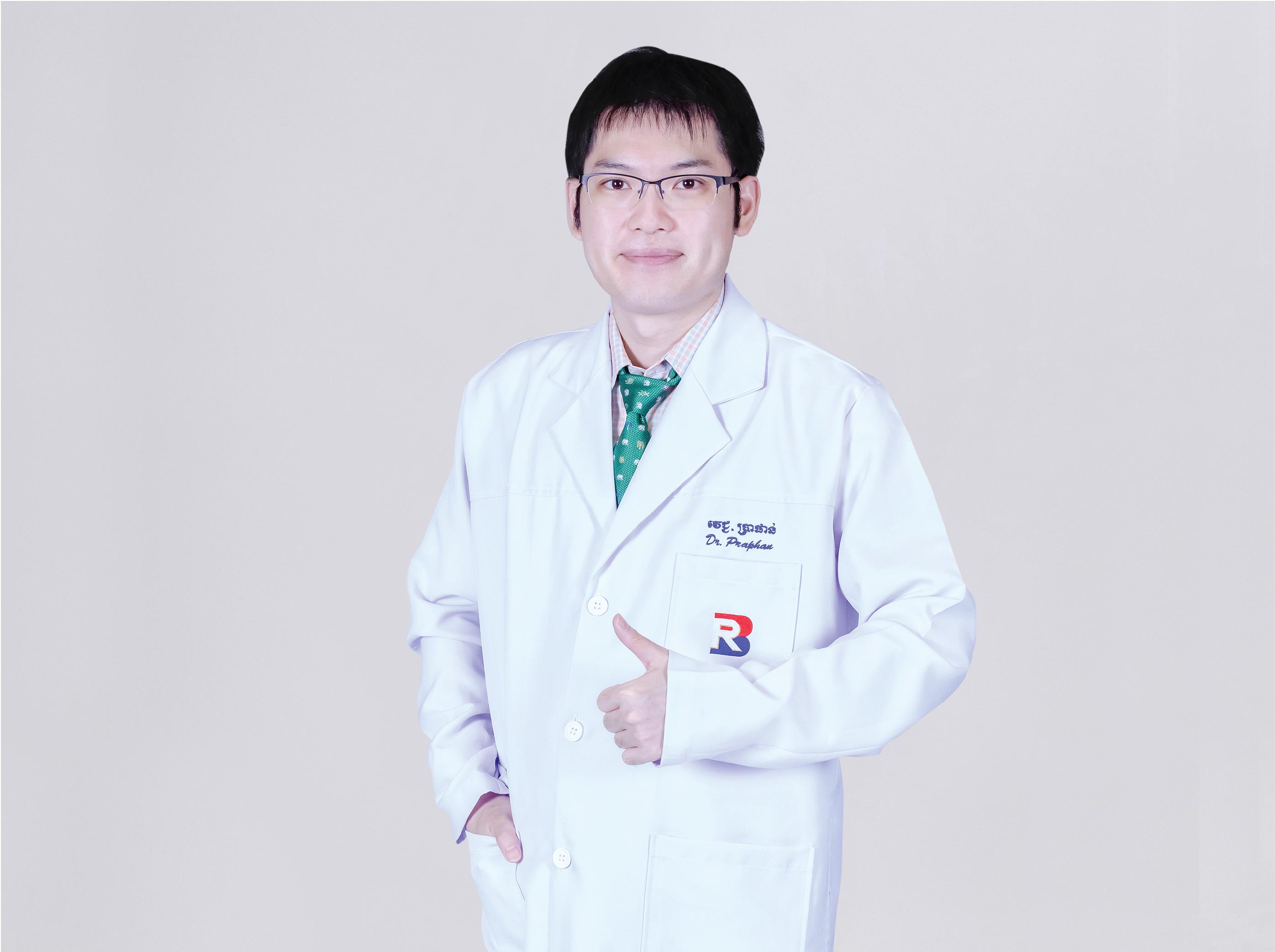 Dr. Praphan Laophannarai