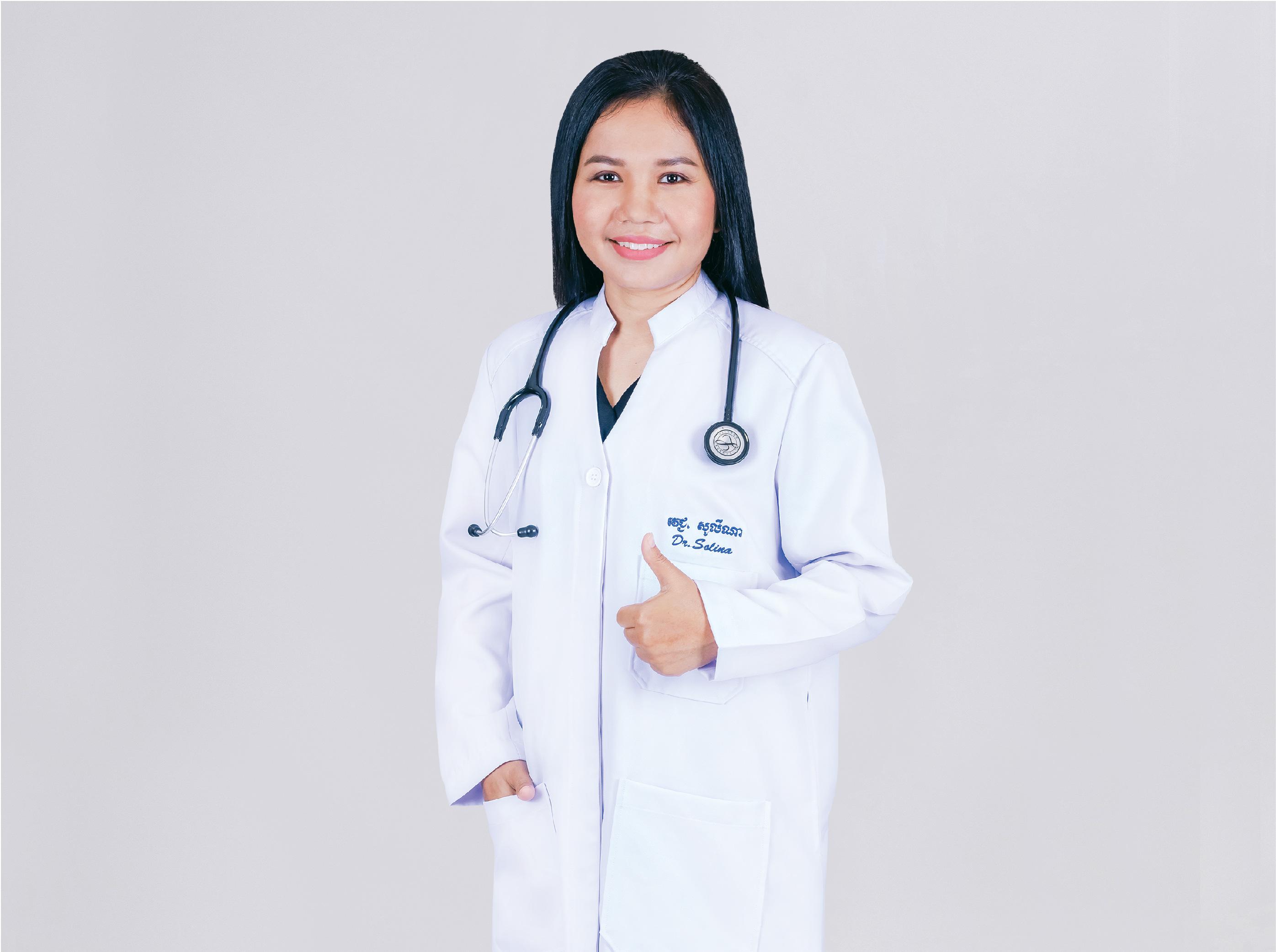Dr. Say Solina