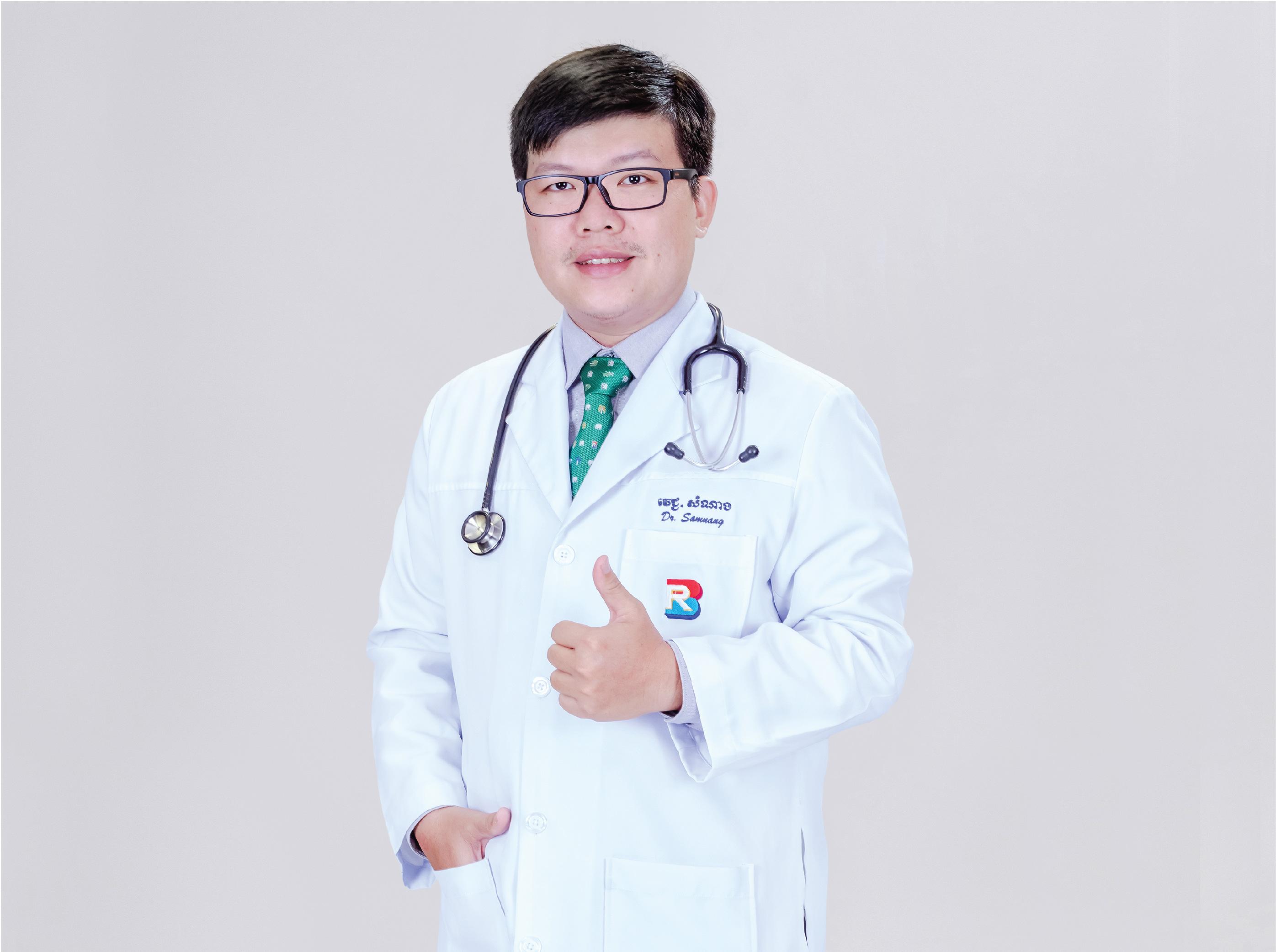 Dr. Seng Samnang