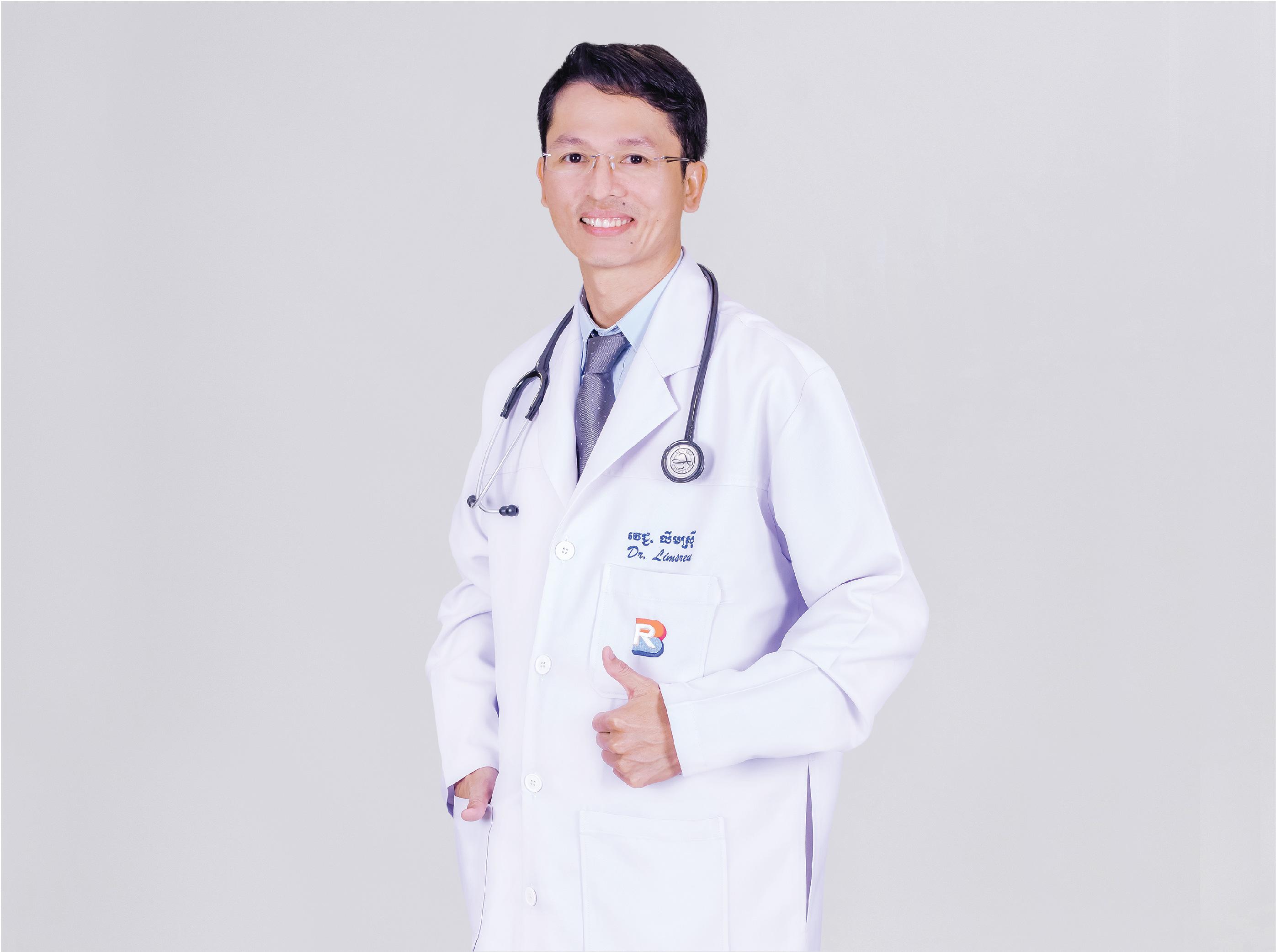 Dr.  Sron Limsreu (KH)