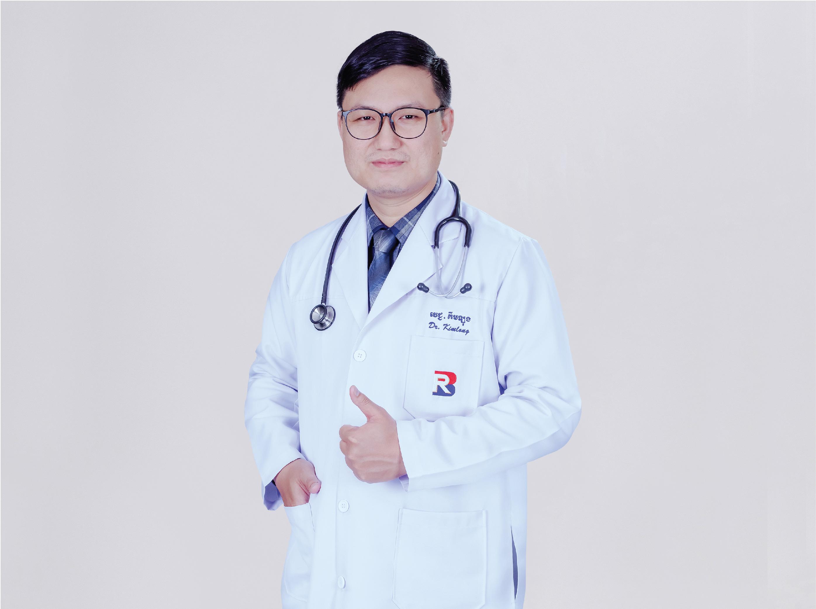 Dr. Tann Kim Long