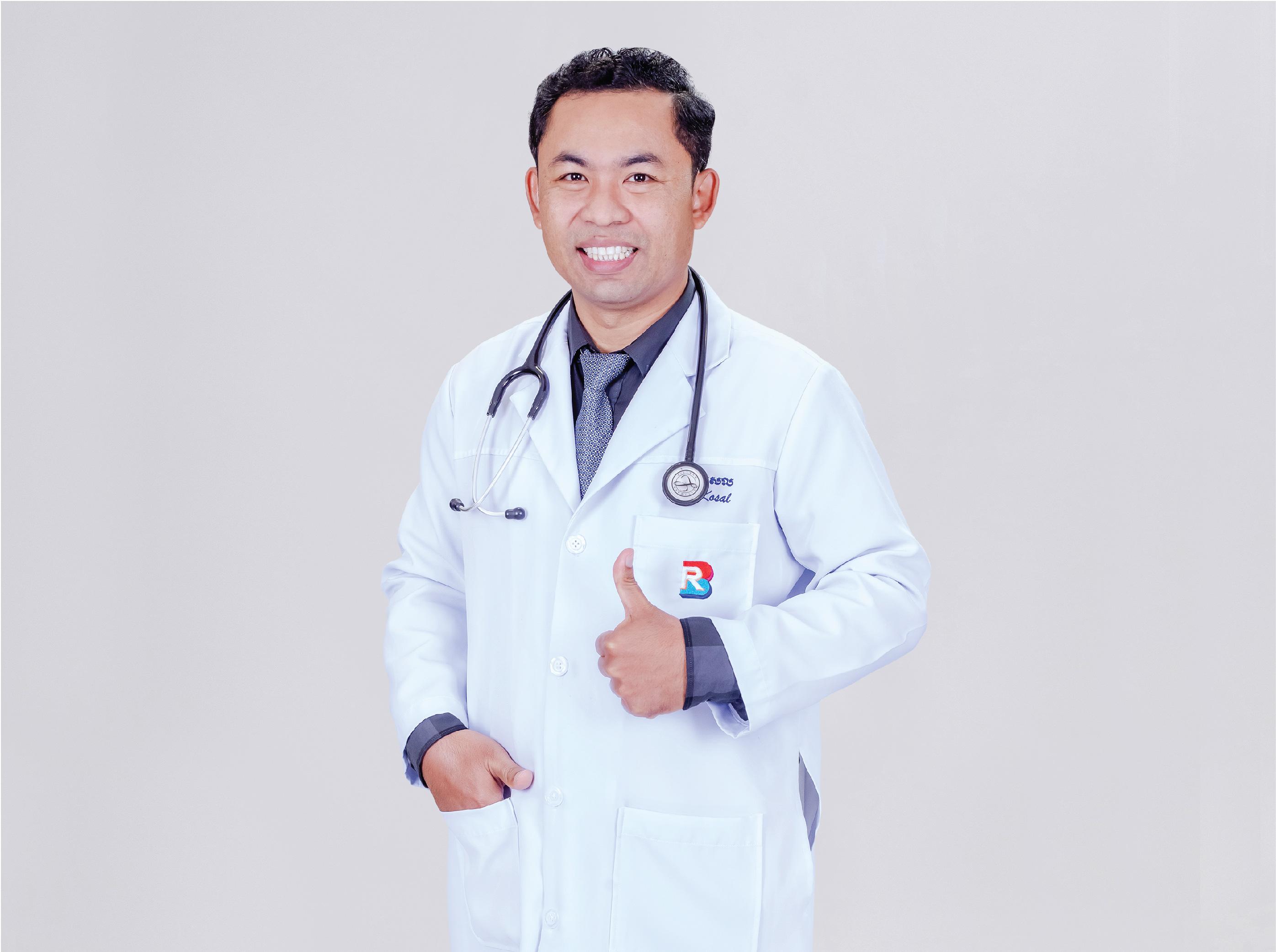 Dr. Yen Kosal