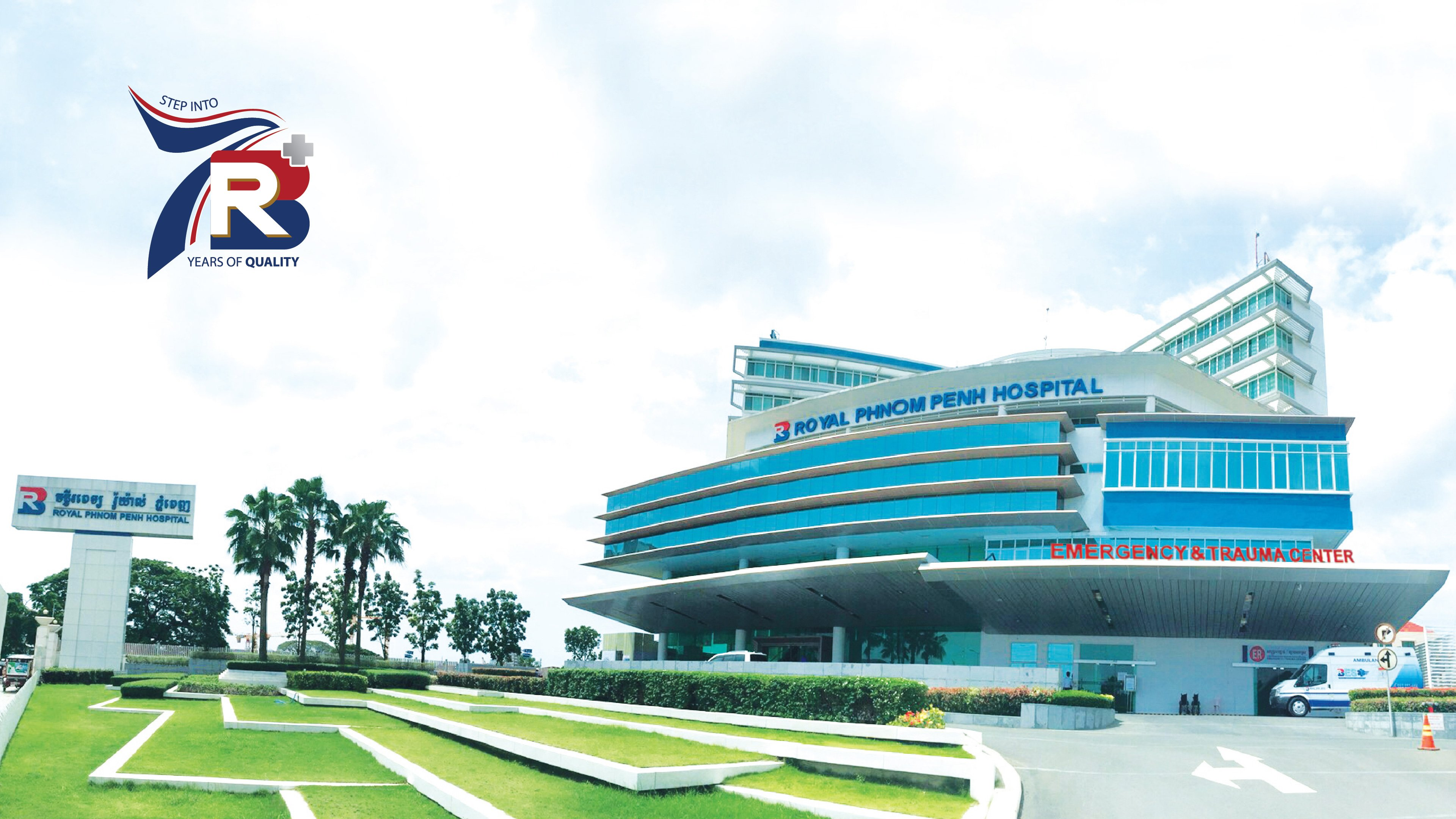 BEST HOSPITAL OF THE YEAR 2021 BY GLOBAL HEALTH AND TRAVEL INTERNATIONAL