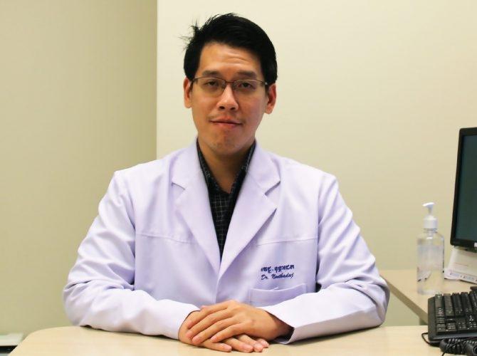 Dr. Nonthadej Pongpunleart