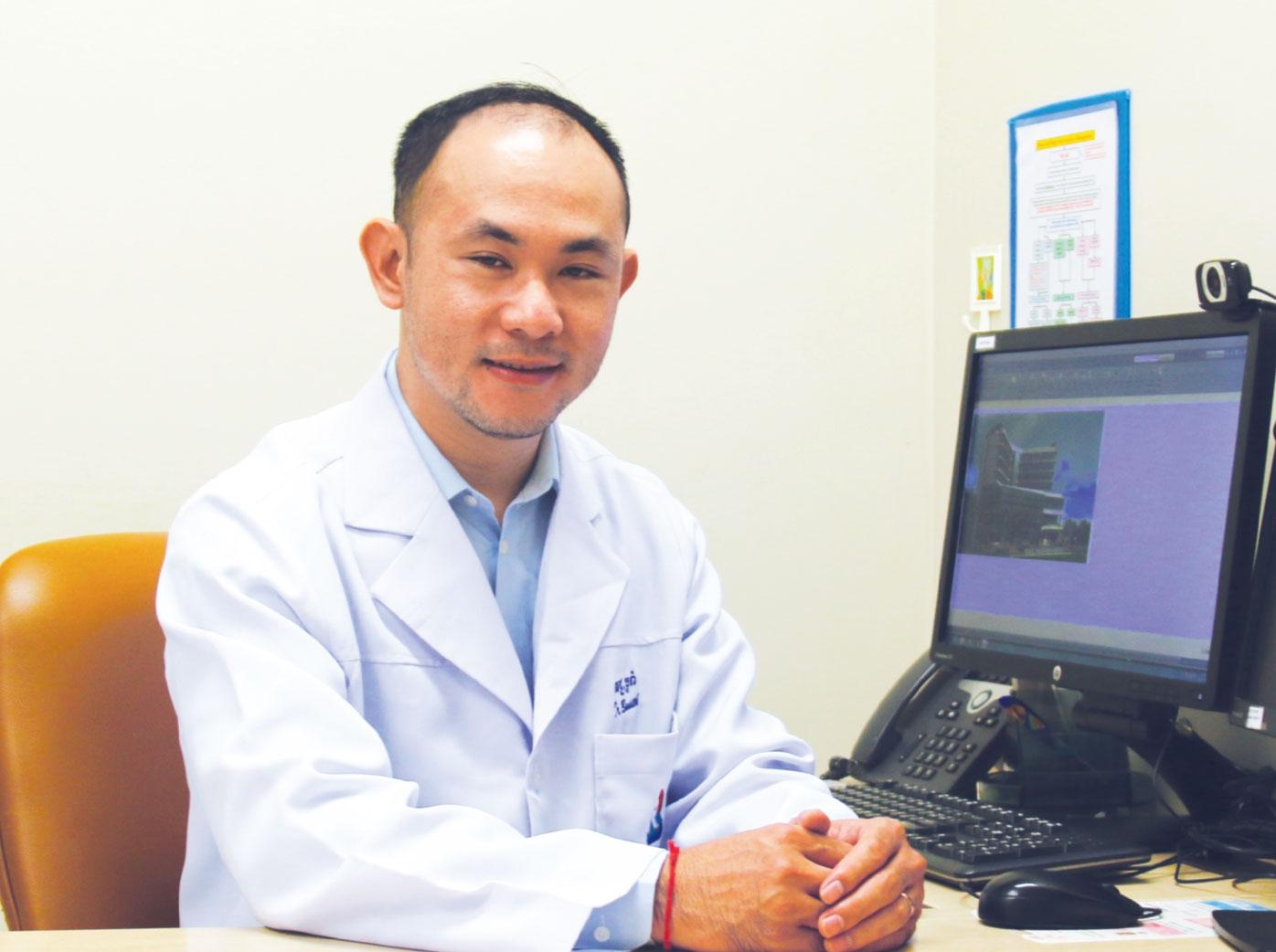 Dr. Pheng Bora