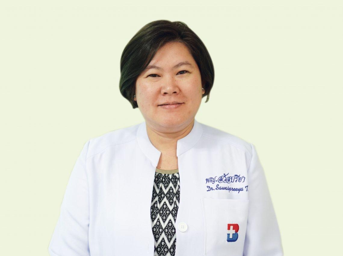 Dr. Sawapreeya Thamwatwimol (TH)