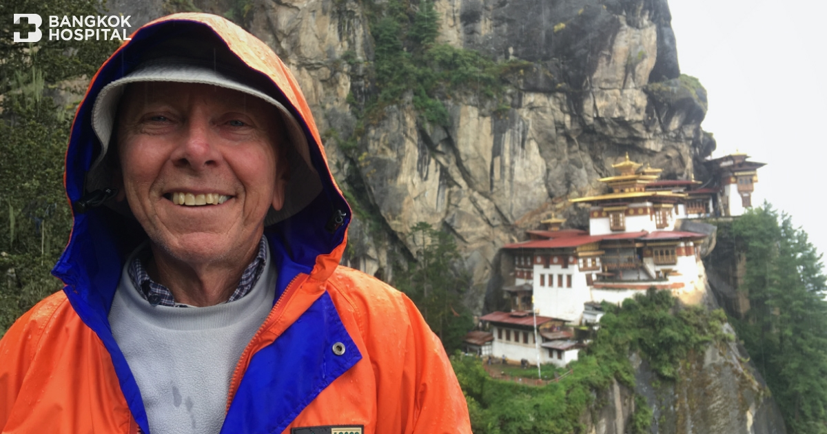 Emergency Evacuation From Bhutan To Bangkok
